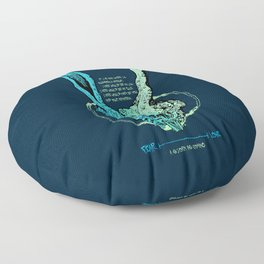 Donnie Darko Lifeline Floor Pillow