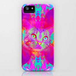 Briah-Lady Jasmine iPhone Case