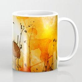 The fairy house in the night Coffee Mug