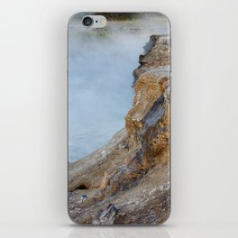 Deep hot spring  iPhone Skin