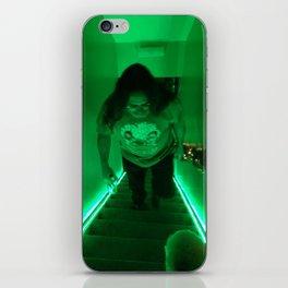 Neon Hippy iPhone Skin