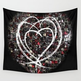 lovex4 Wall Tapestry