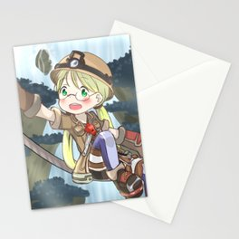 Riko - Made In Abyss Stationery Cards