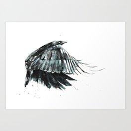 Bauble Thief Art Print