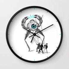 The Taming  Wall Clock