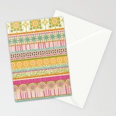 Candy Stripes Stationery Cards