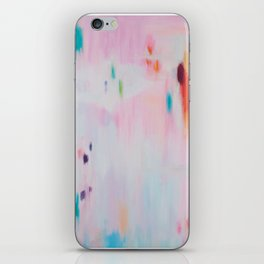 Exponent of Breath iPhone Skin