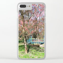 Ashleaf Maple Clear iPhone Case