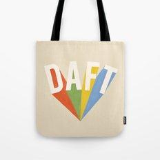 Daft Tote Bag