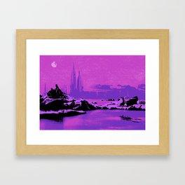 Isjaki 1 Framed Art Print