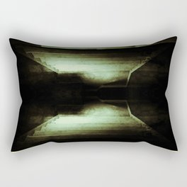 Under the stairs Rectangular Pillow