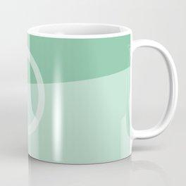 Teal Slice Coffee Mug