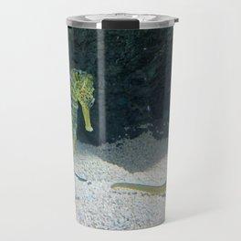 Seahorses Travel Mug