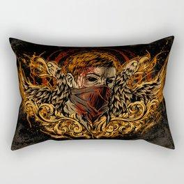 Back from the Dead Rectangular Pillow