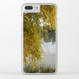 Ode aux Saisons I Clear iPhone Case