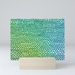 Woven Mini Art Print