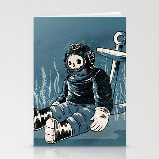 Anchors Aweigh Stationery Cards