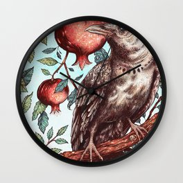 Havest Season Wall Clock