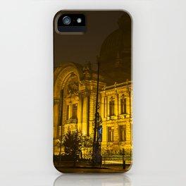CEC Palace iPhone Case
