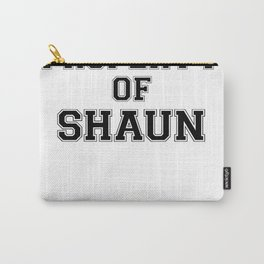 Property of SHAUN Carry-All Pouch