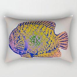Sunfish Colors 2 Rectangular Pillow