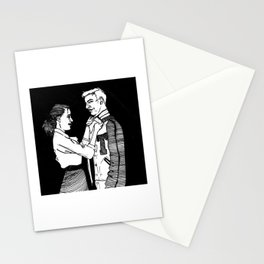 You & Me V Stationery Cards