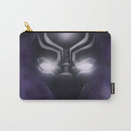 Black Panther - Cowl Portrait Carry-All Pouch