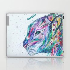 Tiger in the Garden Laptop & iPad Skin