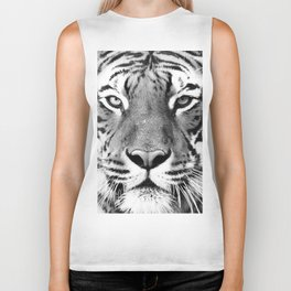 Tiger, Animal, Scandinavian, Minimal, Trendy decor, Interior, Wall art Art Biker Tank