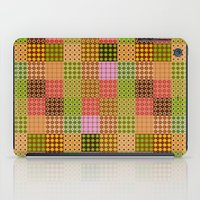 quilt iPad Cases featuring quilt by Isabella Asratyan