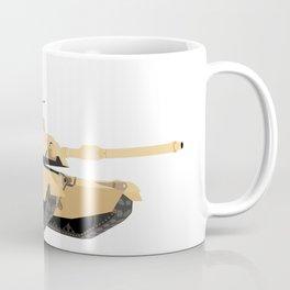 M1A1 / M1A2 Abrams Tank Coffee Mug