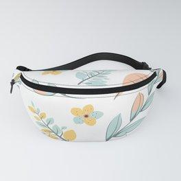 Flower Design Series 17 Fanny Pack