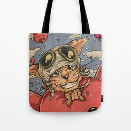 CNY Rabbit Tote Bag