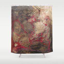 Comet 10R/S-1 R.O. Shower Curtain
