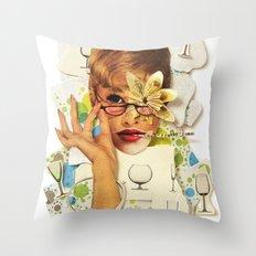 Blaise | Collage Throw Pillow