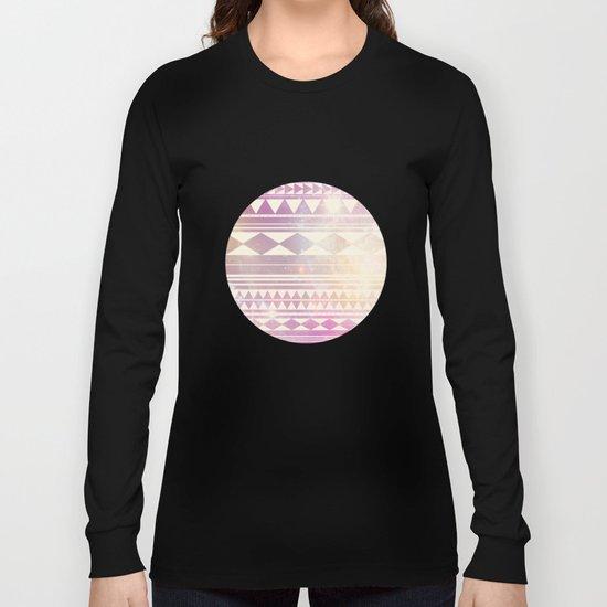 Galaxy Tribal Long Sleeve T-shirt