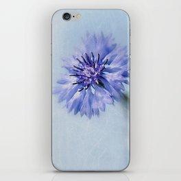 Cornflower Dreams iPhone Skin