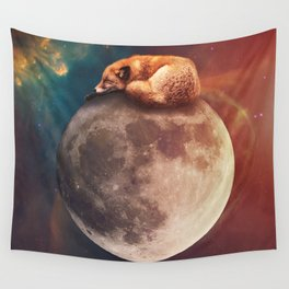 Houston, We Have A Problem! Wall Tapestry
