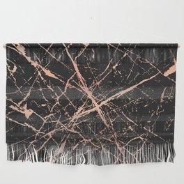 Copper Splatter 091 Wall Hanging