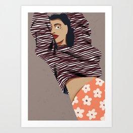 In My Dreams Art Print