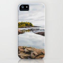 Artist Point Trail, Grand Marais, Minnesota 4 iPhone Case