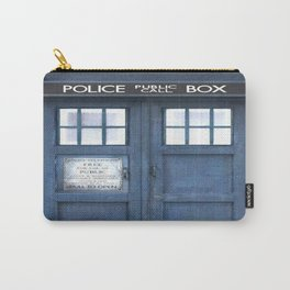 Tardis Carry-All Pouch