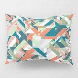 Summer Geometric Pillow Sham