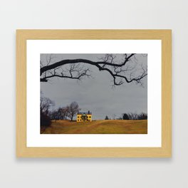 Fort Washington National Park, MD Framed Art Print