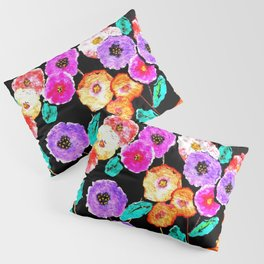 Bunches of Posies Pillow Sham
