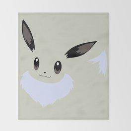 Shiny Eevee Throw Blanket