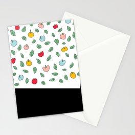 Apple Patch Stationery Cards