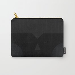 blackie the moon Carry-All Pouch