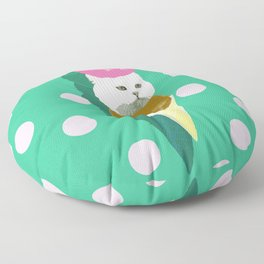 Neopawlitan Floor Pillow
