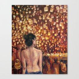 The Spirit World Canvas Print